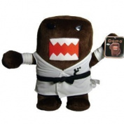 Plush - Domo-kun White Karate 25cm Plush - Doll