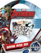 Grab & Go Stickers - Marvel Avengers 2 - Age of Ultron New Decals st9134