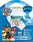Grab & Go Stickers - Paw Patrol - New Decals Toys Games st9133