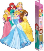 RoomScapes Decal - DisneyPrincess 18X24 Stickers Kids Toys New dc7221