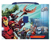 Sticker Activity Kit - Marvel - Avengers Assemble Pack Toys Decals New st6723