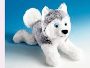 Rudolph Schaffer Magnet Husky Soft Toy