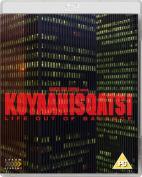 Koyaanisqatsi [Region B] [Blu-ray]