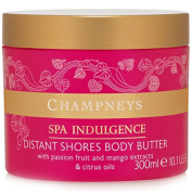 Champneys Spa Indulgence Distant Shores Body Butter - 300ml