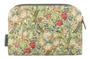 Morris Golden Lily Small Cosmetic Bag