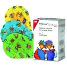 OpticludeTM Boys & Girls Orthoptic Eye Patches - Maxi Size Pack 30 Coloured Patches