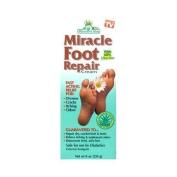 Miracle of Aloe Miracle Foot Repair Cream 240ml