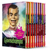 Goosebumps Movie Boxed Set