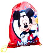 Disney Character School Nursery Trainer Shoe Pe Gym Sport Kit Drawstring Bag