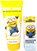 Despicable Me Minions Bath Bundle