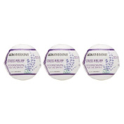 Spa...ah Fizzie Ball - Stress Relief (Lavender Essential Oil) - 260ml - 3ct