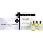 Three Nights of Peace Mini Bath & Shower Oil Collection 3 x 5ml by NEOM