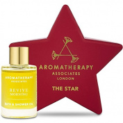 The Star with Revive Morning Bath & Shower Oil 9 ml by Aromatherapy Associates