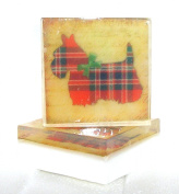 Scotty Dog Postcard Soap, Try one, The Salt Baron Soap