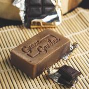 Green Garden Dark Chocolate Handmade Soap 100ml