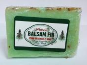 Paine's Balsam Fir Pure Vegetable Soap 130ml bar Maine made exfoliates natural