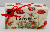 Alchimia Ladybug LADYBUG Handmade 310ml Soap Bar From Italy