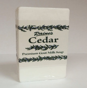 Paine's Cedar Premium Goat Milk Soap 130ml bar