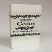 Paine's Cedar Premium Goat Milk Soap 130ml bar