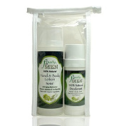 Finally Pure - Men's All Natural Lotion and Deodorant Gift Set - Made with Organic Ingredients