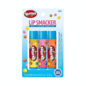 2 Pack Lip Smacker Lip Balm Trio 844 Skittles