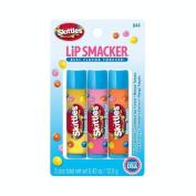 2 Pack Lip Smacker Lip Balm Trio 844 Skittles