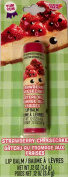 Strawberry Cheesecake Flavoured Lip Balm Tasty Berry Smooth Soft Stick Unique Gift Stocking Stuffer