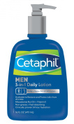 Cetaphil Men 3-in-1 Daily Lotion, 16 Fluid Ounce