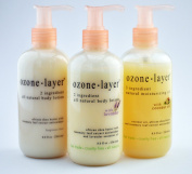 Simple 2 & 3 Ingredient Lotions with Shea Butter or Coconut Oil - 3 Pack