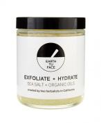 Earth tu Face - Organic Dead Sea Salt Body Scrub