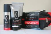 Adam Platinum Club Toilettry Mini Size Travel Set