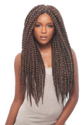 3S HAVANA MAMBO BOX BRAID 60cm (513) - Janet Collection Synthetic Crochet Braiding Hair