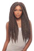 3S HAVANA MAMBO BOX BRAID 60cm (513) - Janet Collection Synthetic Crochet Braiding Hair