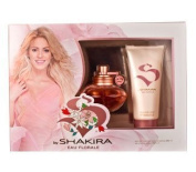S By SHAKIRA EAU FLORALE For Women Gift Set By SHAKIRA