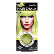 SPLAT Hair Chalk, Lemon Lime