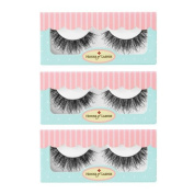 House of Lashes | Smokey Muse 3pk Combo Pack | Premium Quality False Eyelashes for a Great Value| Cruelty Free | Eco Friendly