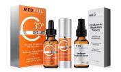 Medpeel Vitamin C30x Eye Lift and Hyaluronic Kit