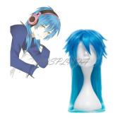 COSPLAZA Dramatical Murder DMMD Seragaki Aoba gradient Blue Long Boy Cosplay Wig