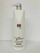 Bbcos Kristal Evo Elixir Conditioner with Linen Seed and Argan Oil 1000ml