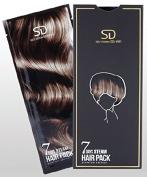 Korean Argan Oil Thermal Steam Hair Mask Repair Dry Rough Damaged Hair Made From Natural Ingredients - 30 gm