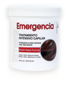 Toque Magico Emergencia Deep Intensive Hair Treatment 470ml with Free LottaBody Sample