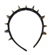 Marialia Spike Headband Silver