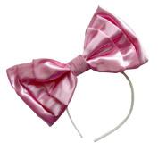 Marialia Satin Bow Light Pink