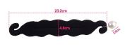 Newest trent 3pcs Black Magic Foam Sponge Clip Hair Styling Donut Bun Former Maker