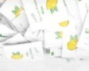 300 Preema Lemon Scented Wet Wipes