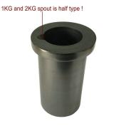 Graphite Crucible 1 / 2 / 3 / 4KG Metal Melting Gold Silver Scrap Casting Mould