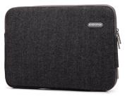 Kayond® Herringbone Woollen Water-resistant 15-40cm Laptop Sleeve Case Bag