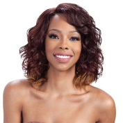 Model Model Synthetic Lace Front Deep Invisible L Part Wig - Honey Meadow-OM27P