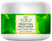 Dead Sea Mud Facial Mask - Pore Reducer, Skin Cleanser & Wrinkle Therapy - Blemish & Acne Treatment - GUARANTEED - FREE Professional Anti Ageing Ebook With Purchase ($7.99 Value).