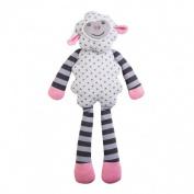 Organic Dreamy Sheep 36cm Plush Toy by Apple Park